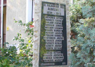 Kőszegszerdahely világháborús emlékmű 2007.08.29. küldő-HunMi (4)