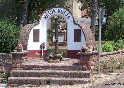 Kővágóörs világháborús emlékmű 2010.07.22. küldő-Horváth Zsolt (5)