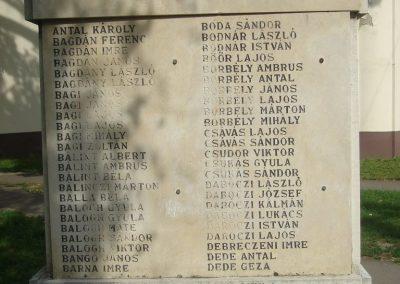Kaba I.vh emlékmű 2009.05.16.küldő-Huszár Peti (1)