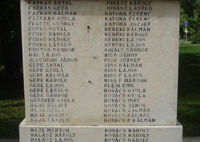 Kaba I.vh emlékmű 2009.05.16.küldő-Huszár Peti (2)