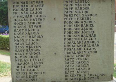 Kaba I.vh emlékmű 2009.05.16.küldő-Huszár Peti (4)