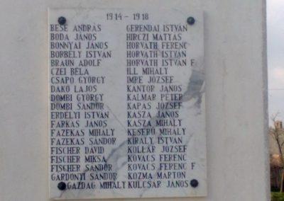 Kajdacs világháborús emlékmű 2014.02.25. küldő-Horváth Zsolt (1)