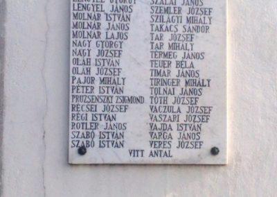 Kajdacs világháborús emlékmű 2014.02.25. küldő-Horváth Zsolt (3)