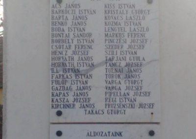 Kajdacs világháborús emlékmű 2014.02.25. küldő-Horváth Zsolt (5)