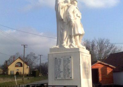 Kajdacs világháborús emlékmű 2014.02.25. küldő-Horváth Zsolt (6)