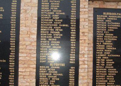 Kakasd világháborús emlékmű 2007.12.13. küldő-Ágca (3)