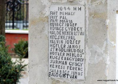 Kakucs régi világháborús emlékmű 2015.11.27. küldő-kalyhas (8)