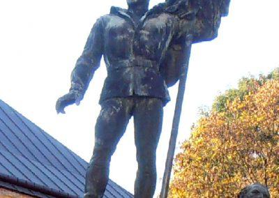 Kalocsa I. világháborús emlékmű 2012.10.22. küldő-Bagoly András (2)