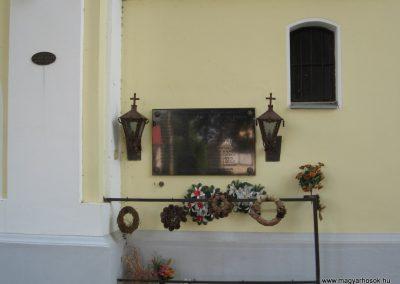 Kaposfüred II.vh emléktábla 2007.08.06.küldő-Kályhás
