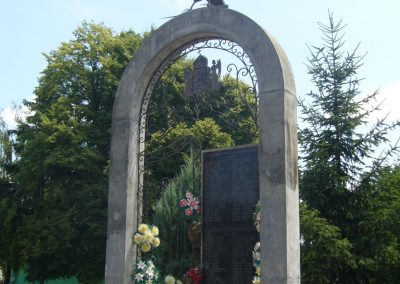 Kaposfő világháborús emlékmű 2007.06.23. küldő-Zsók
