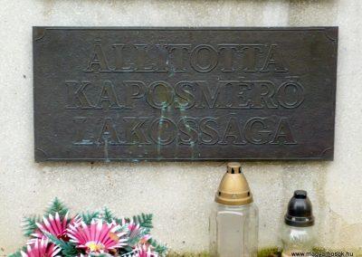 Kaposmérő világháborús emlékmű 2010.08.04. küldő-Sümec (6)