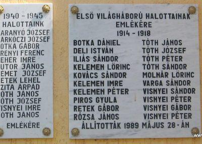 Kapospula világháborús emléktáblák 2009.04.04. küldő-kalyhas (3)