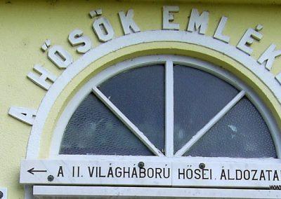 Kaposszekcső világháborús emléktáblák 2006.05.09.küldő-Horváth Zsolt (4)