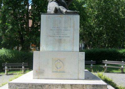 Kaposvár 44-es gyalogezred emlékműve 2016.07.19. küldő-Emese (7)
