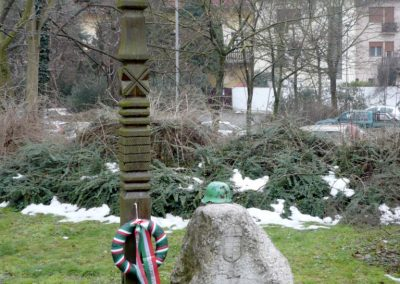 Kaposvár Doni áldozatok emlékműve 2013.01.24. küldő-Sümec (1)