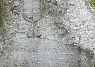 Kaposvár Doni áldozatok emlékműve 2013.01.24. küldő-Sümec (5)