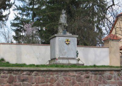 Kaposvár-Toponár világháborús emlékmű 2009.04.04. küldő-kalyhas