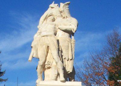 Kapuvár I.világháborús emlékmű 2009.11.15. küldő-Horváth Zsolt (1)