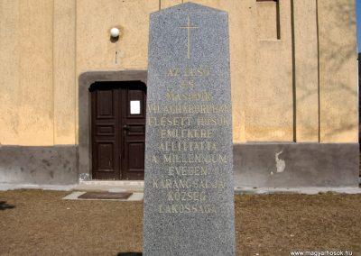Karancsalja világháborús emlékmű 2011.03.12. küldő-kalyhas (3)