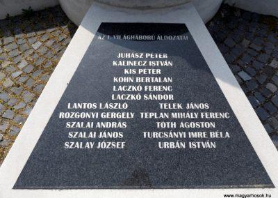 Karancslapujtő világháborús emlékmű 2019.04.10. küldő-Bóta Sándor (6)
