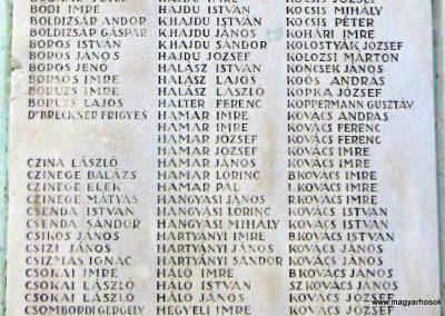 Karcag I. világháborús emlékmű 2013.05.25. küldő-kalyhas (14)