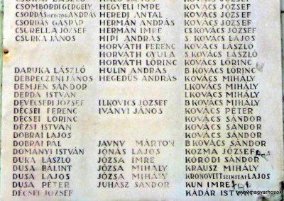 Karcag I. világháborús emlékmű 2013.05.25. küldő-kalyhas (15)