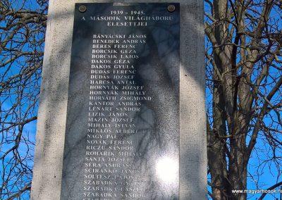 Karcsa világháborús emlékmű 2017.11.19. küldő-Eszterhai Zsuzsa (7)