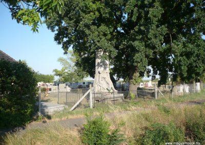 Kardoskút I. világháborús emlékmű 2012.07.14. küldő-Sümec