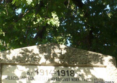 Kardoskút I. világháborús emlékmű 2012.07.14. küldő-Sümec (5)