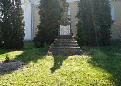 Karmacs I. világháborús emlékmű 2013.04.14. küldő-Sümec (2)