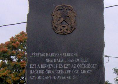 Karos Hősi emlékmű 2007.07.10. küldő-Ágca (4)