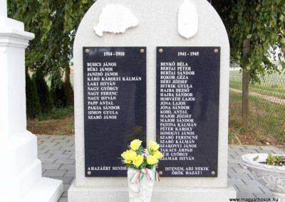 Katafa világháborús emlékmű 2015.10.05. küldő-Méri (3)