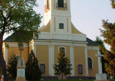 Katymár világháborús emléktáblák 2007.12.08. küldő-Markó Péter