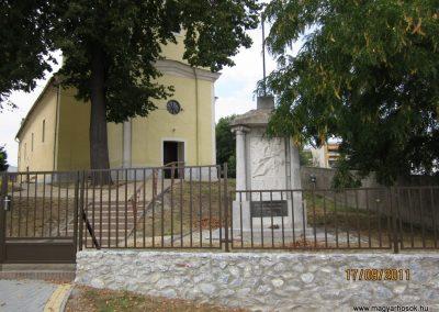 Kazincbarcika - Sajókazinc világháborús emlékmű 2011.09.17. küldő-kalyhas (9)