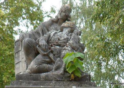 Kecel I.világháborús emlékmű 2012.08.31. küldő-Baloghzoli (1)