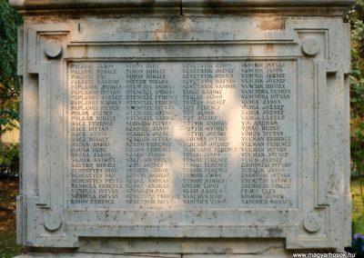 Kecel I.világháborús emlékmű 2012.08.31. küldő-Baloghzoli (7)