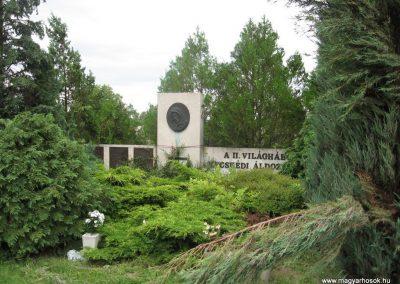 Kecskéd II.vh emlékmű 2008.07.04.küldő-Kályhás