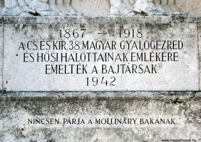 Kecskemét I. világháborús emlékmű 2014.09.27. küldő-Emese (4)