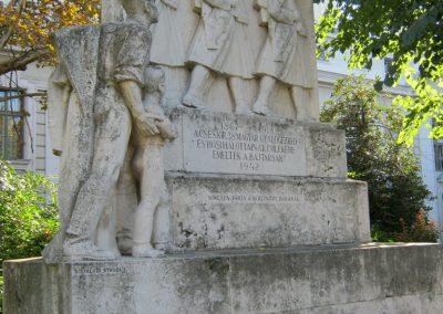 Kecskemét I. világháborús emlékmű 2014.09.27. küldő-Emese (5)
