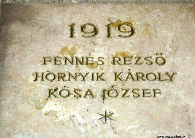 Kecskemét Piarista Gimnázium I. világháborús emléktábla 2018.09.20. küldő-Bali Emese (4)