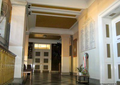 Kecskemét Piarista Gimnázium II. világháborús emlékmű 2018.09.20. küldő-Bali Emese (3)