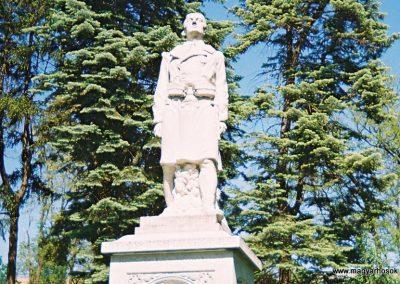 Kecskemét református temető I. világháborús emlékmű 2010. küldő-Emese (1)