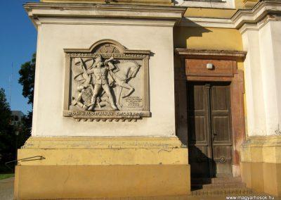 Kecskemét világháborús emléktáblák 2014.09.27. küldő-Emese (2)