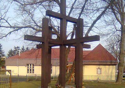 Kehidakustány-Kehida világháborús emlékmű 2011.02.04. küldő-Szilsomogy (2)