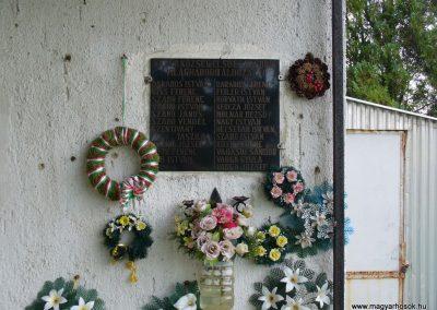 Keléd világháborús emléktábla 2009.06.23.küldő-HunMi
