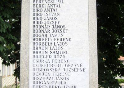 Kemecse világháborús emlékmű 2013.05.23. küldő-kalyhas (5)