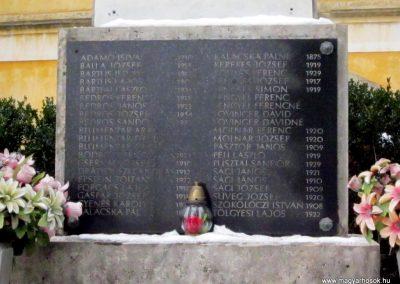 Kemence világháborús emlékmű 2013.03.18. küldő-kalyhas (6)