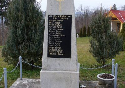Kemendollár Világháborús emlékoszlopok 2008.02.19.küldő-HunMi