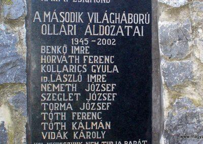 Kemendollár ollári temető világháborús emlékmű 2013.11.16. küldő-HunMi (3)