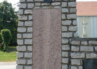 Kemenesszentpéter világháborús emlékmű 2009.05.15. küldő-Sümec (2)